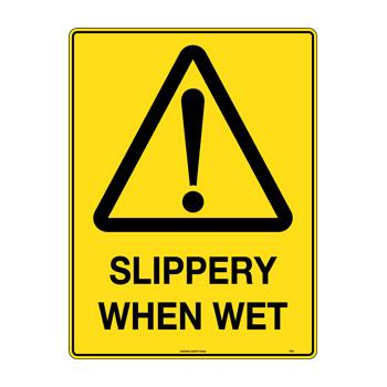 Slippery When Wet