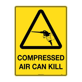 Compressed Air Can Kill