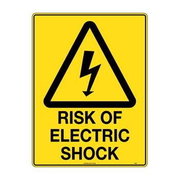 Risk Of Electrical Shock
