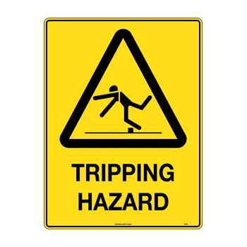 Tripping Hazard