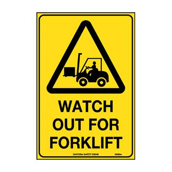 Watch Out For Forklift