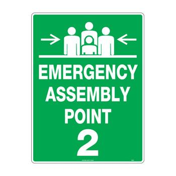 Emergency Assembly Point 2