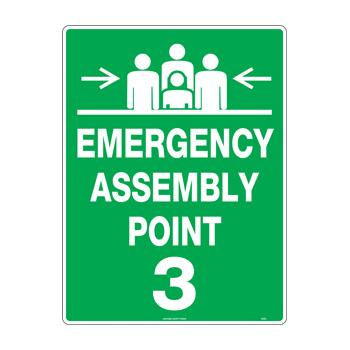Emergency Assembly Point 3