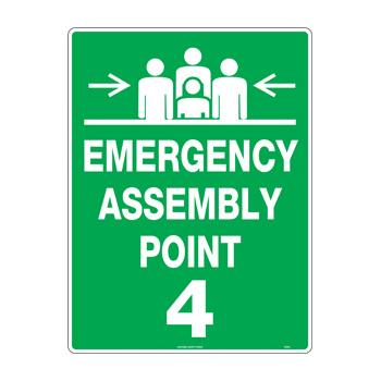 Emergency Assembly Point 4