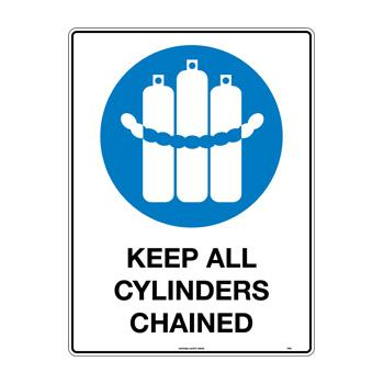 Keep All Cylinders Chained