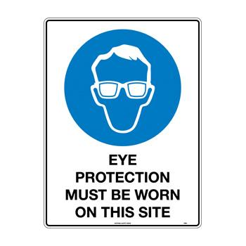 Eye Protection on this Site