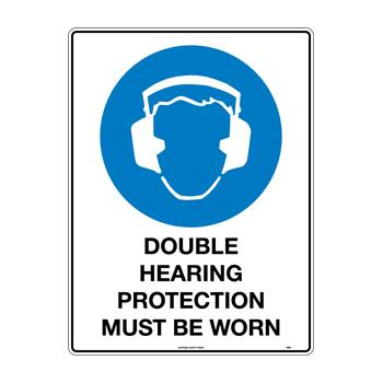 Double Hearing Protection