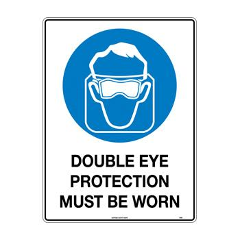 Double Eye Protection