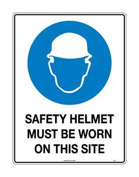Safety Helmet on this Site