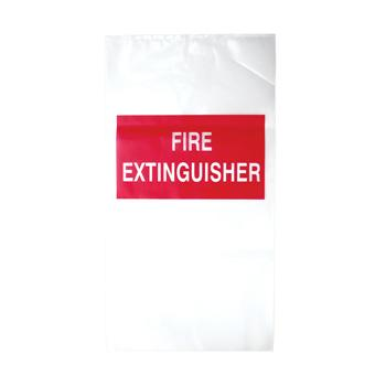 Plastic Cover Bags for Extinguishers