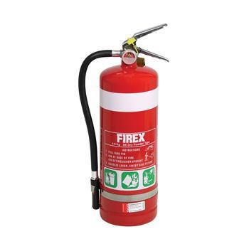 Fire Extinguisher - AB(E) Powder