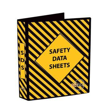Safety Data Sheet (SDS) Binder
