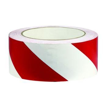 Floor Tape - Red / White